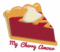 My Cherry Amour embroidery design