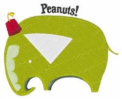 Peanuts! embroidery design