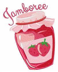 Jamboree embroidery design
