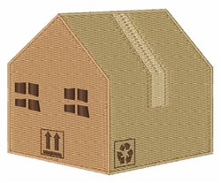Box House embroidery design