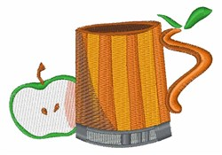 Cider Drink embroidery design