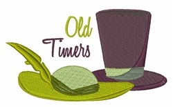 Old Timers embroidery design