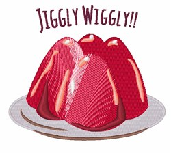 Jiggly Wiggly embroidery design