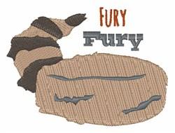 Fury Cap embroidery design