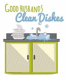 Good Husbands embroidery design