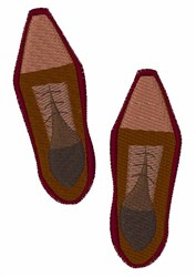 Lace Shoes embroidery design