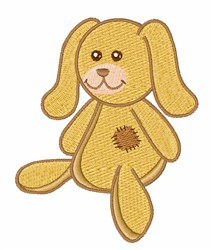 Stuffed Bunny embroidery design