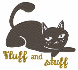 Fluff & Stuff embroidery design