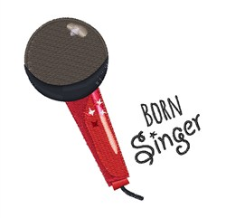 BornSinger embroidery design