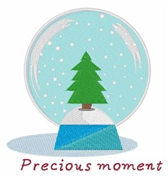 Precious Moment embroidery design