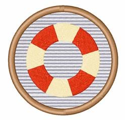 Life Saver embroidery design