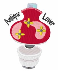 Antique Lover embroidery design