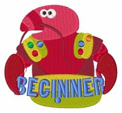 Beginner Swimmer embroidery design