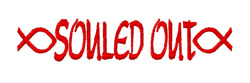 Souled Out Logo embroidery design