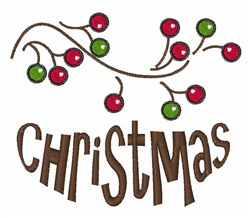 Christmas Decoration embroidery design