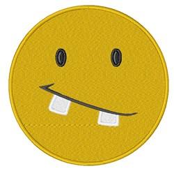 Goofy Emoji embroidery design