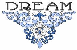 Dream Decor embroidery design