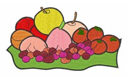Summer Harvest embroidery design