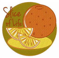 Slice Of Life embroidery design