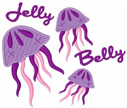 Jelly Belly embroidery design