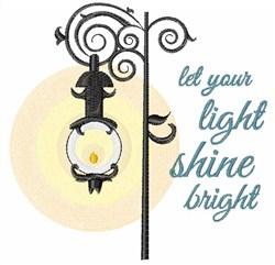 Light Bright embroidery design