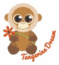 Tangerine Dream embroidery design