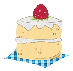 Strawberry Shortcake embroidery design