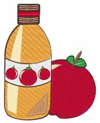 Apple Cider embroidery design