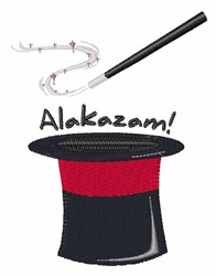 Alakazam embroidery design