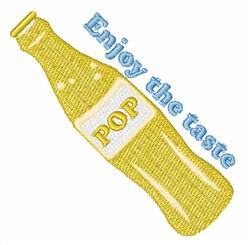 Enjoy the Taste embroidery design