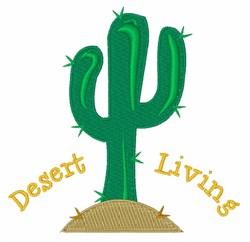 Desert Living embroidery design