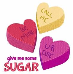 Some Sugar embroidery design