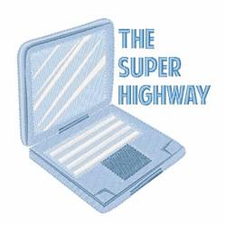 Super Highway embroidery design