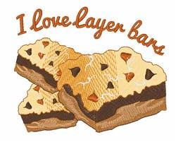 Love Layer Bars embroidery design