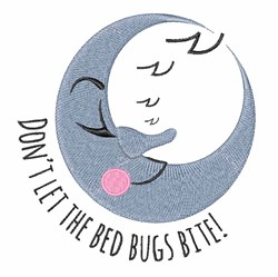 Bed Bugs Bite embroidery design