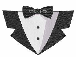 Black Tie embroidery design