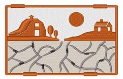 Ant Farm embroidery design