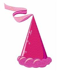 Princess Hat embroidery design