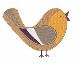 Song Bird embroidery design