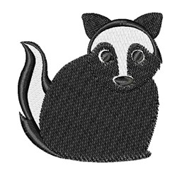Little Stinker embroidery design