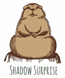 Shadow Surprise embroidery design