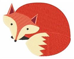 Wild Fox embroidery design