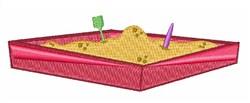Sand Box embroidery design