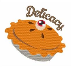Delicacy embroidery design