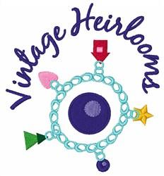 Vintage Heirloom embroidery design