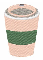 The Daily Grind embroidery design