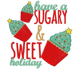 Sugary & Sweet embroidery design
