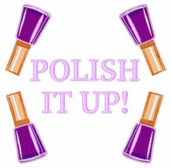 Polish It Up embroidery design