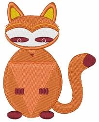 Cartoon Fox embroidery design