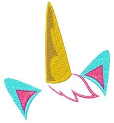 Unicorn Horn embroidery design